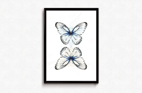 Image of BUTTERFLIES (PRINT)