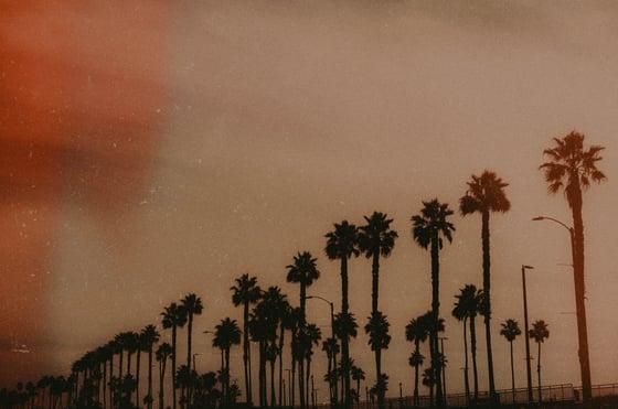 Image of Huntington Beach Photograph Print by Adam Fields