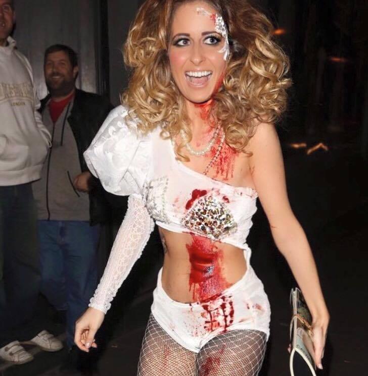 Image of Lady Gaga Paparazzi Costume