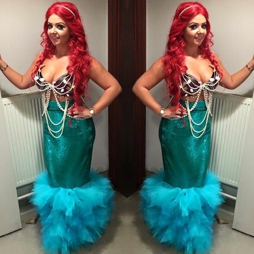 Image of Mermaid Costume