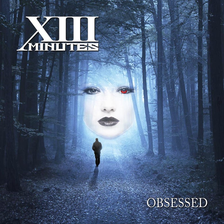 "Image of XIII MINUTES ""OBSESSED"" CD"