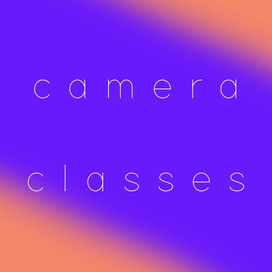 Image of Camera Classes