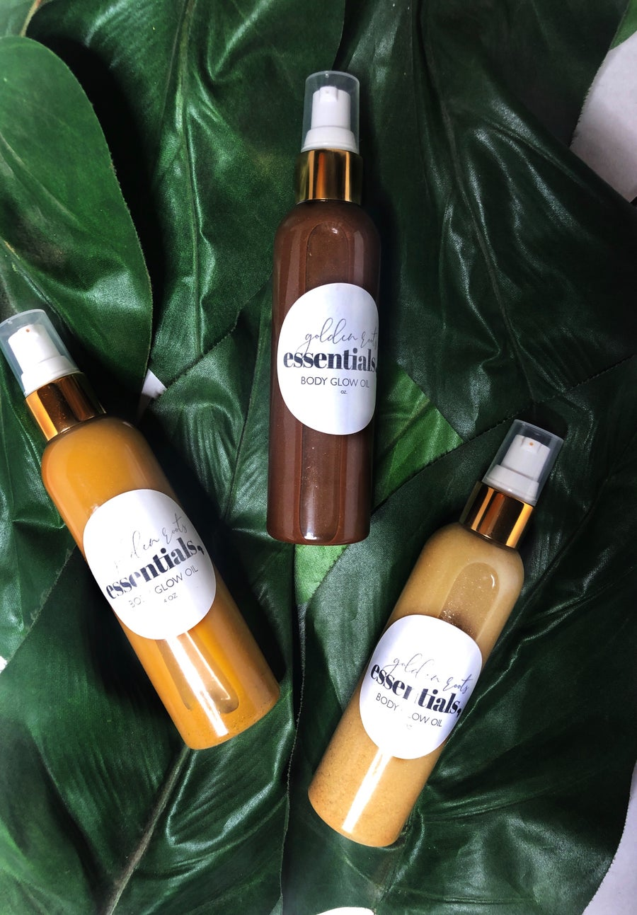 Image of Body Glow Oil