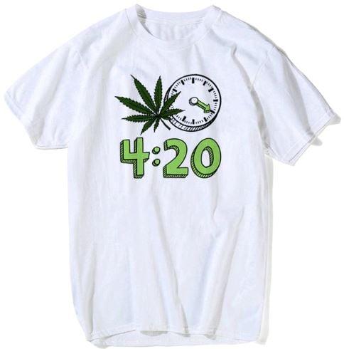 Image of 420 clock