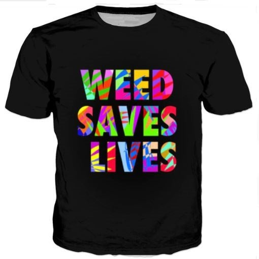Image of Weed Saves Lives