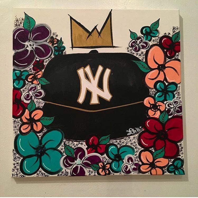 "Image of ""King"" print"