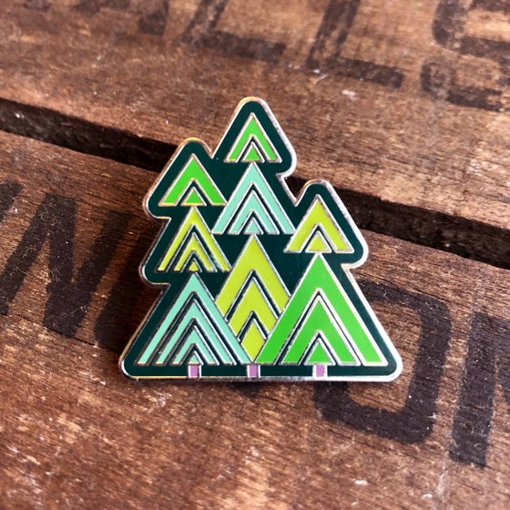Image of Tree Friend Enamel Pin