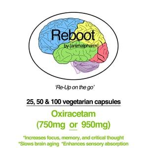 Image of OXIRACETAM (950MG + 750MG OPTION) YOU CHOOSE