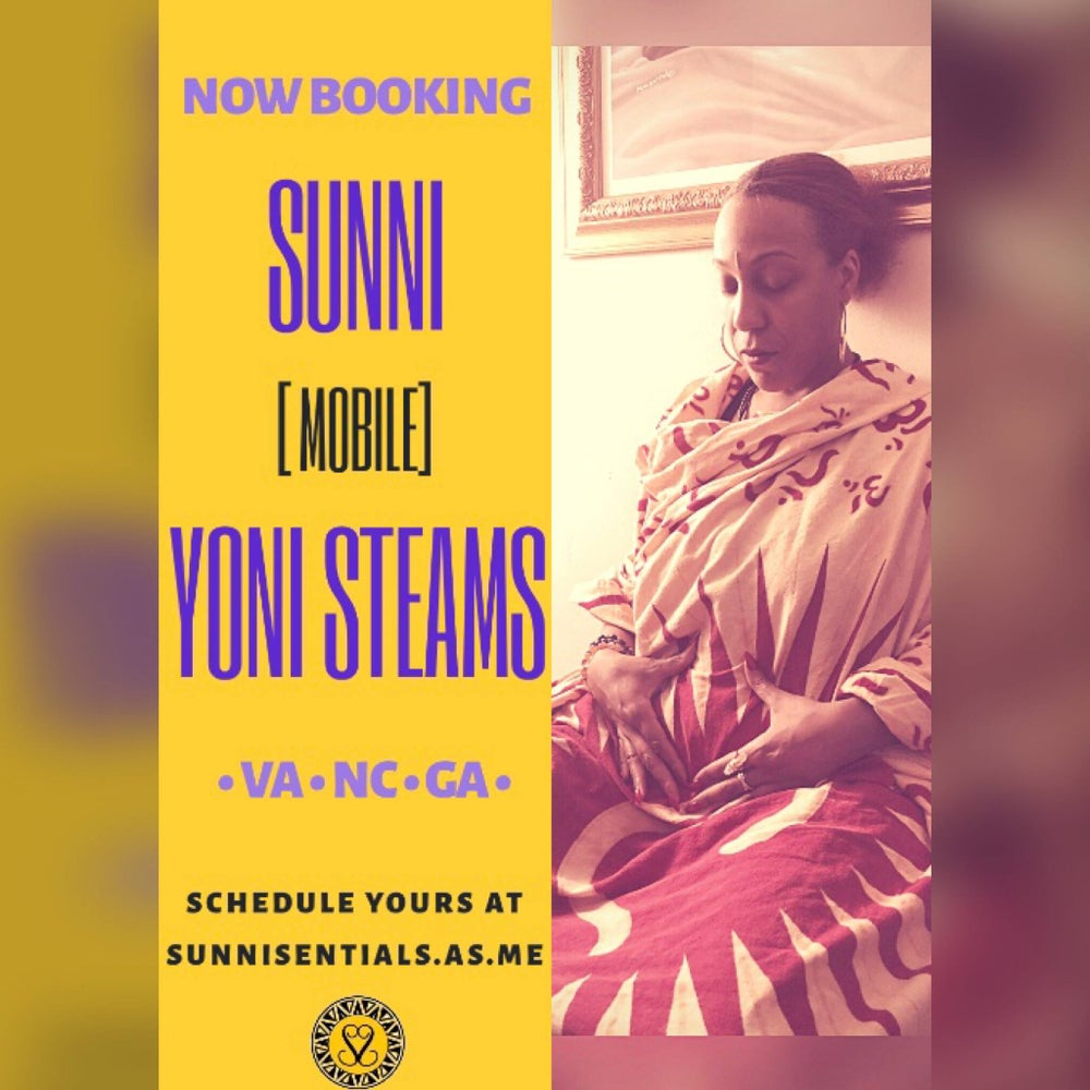 Image of STEAM TINGZ: Yoni Steams | Herbal Pads | Ionic Foot Detox