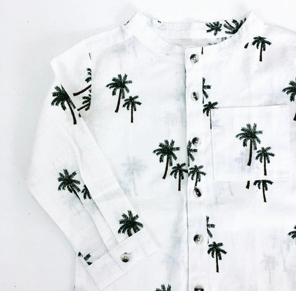 Image of Palm Shirt