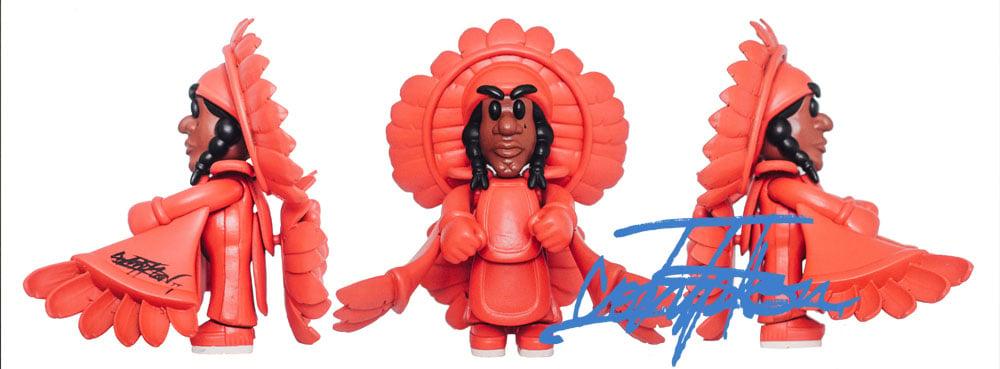 "Image of ""SPY BOY"" Art Toy"
