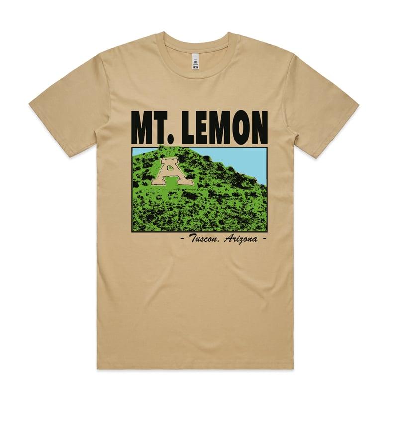 "Image of ""Mt Lemon"" - Tan Tee"