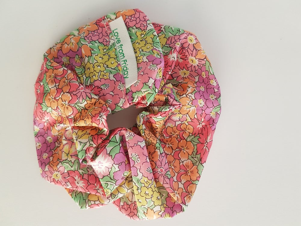 Image of Liberty scrunchie - meadowlea