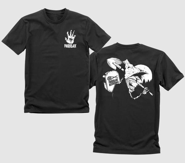 Image of Parallax Gravedigger Shirt Men/ Women