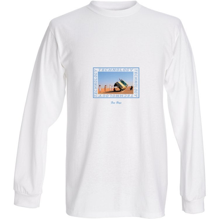"Image of ""Middle Eastern Technologies"" long sleeve"