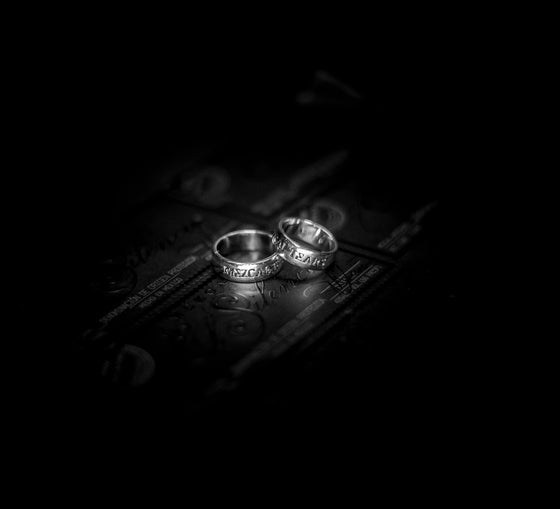 Image of Mezcal Tears Silver Ring