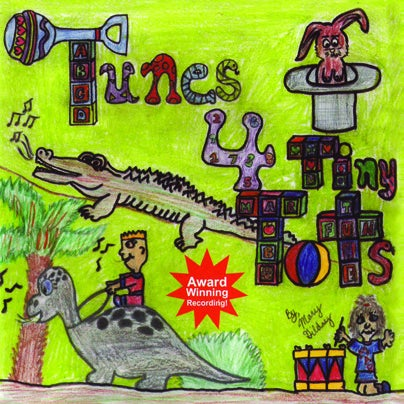 Image of Tunes for Tiny Tots CD
