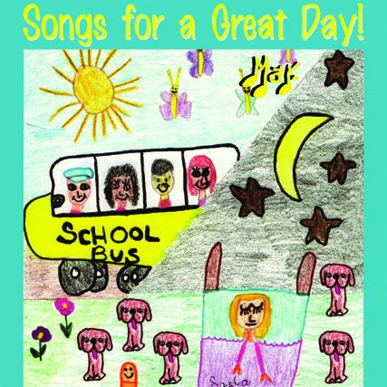 Image of Songs for a great day CD