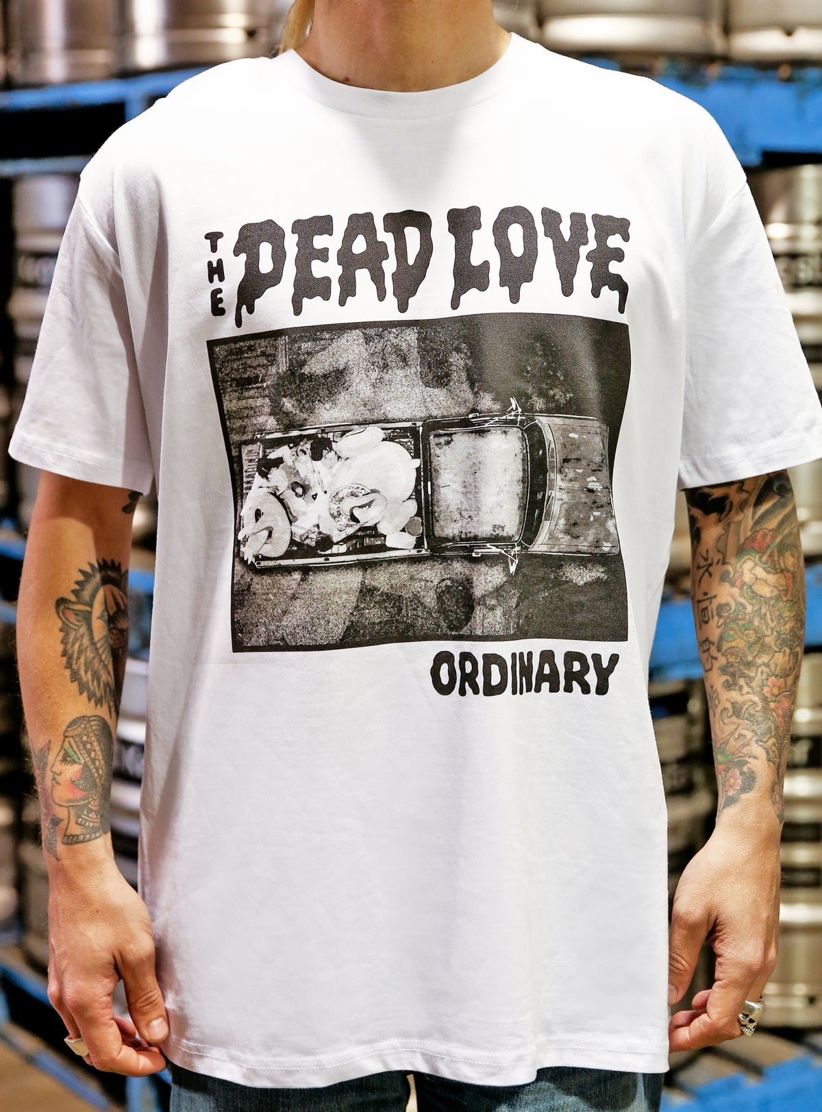 Image of ORDINARY TEE (Limited press)