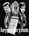 Day of the Doctors Print