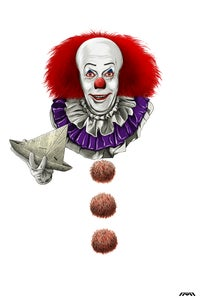 Image of Pennywise (1990)