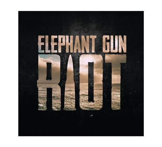 Image of ELEPHANT GUN RIOT Album (CD)