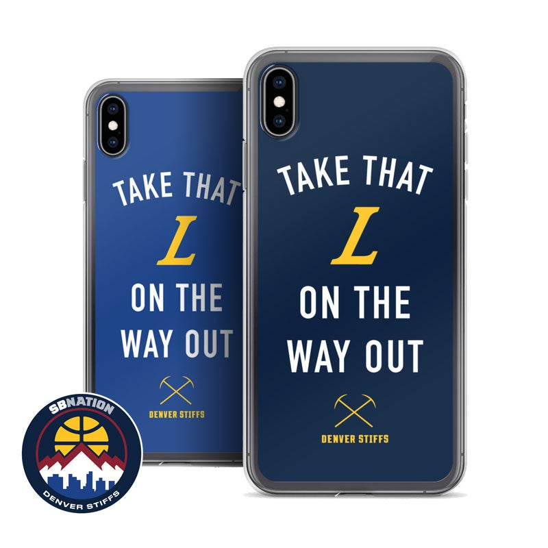 "Image of ""Take That L"" Phone Case"