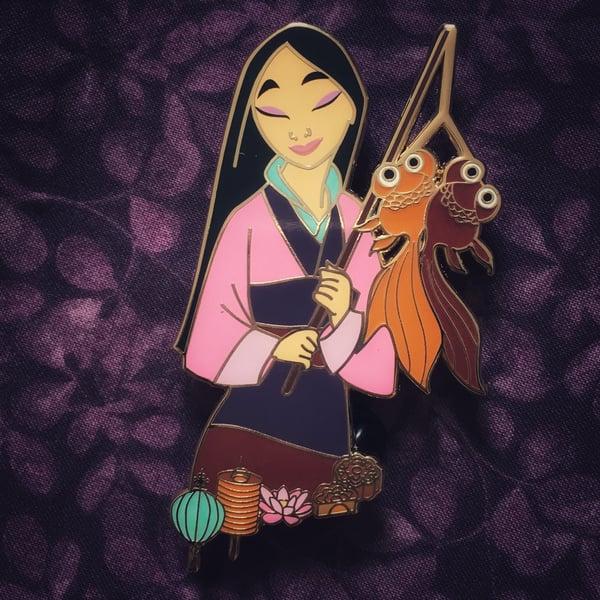 Image of Festive Beauties - Mulan Lantern Festival