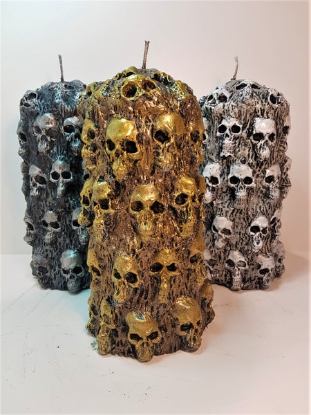 Image of TOWER OF SKULLS