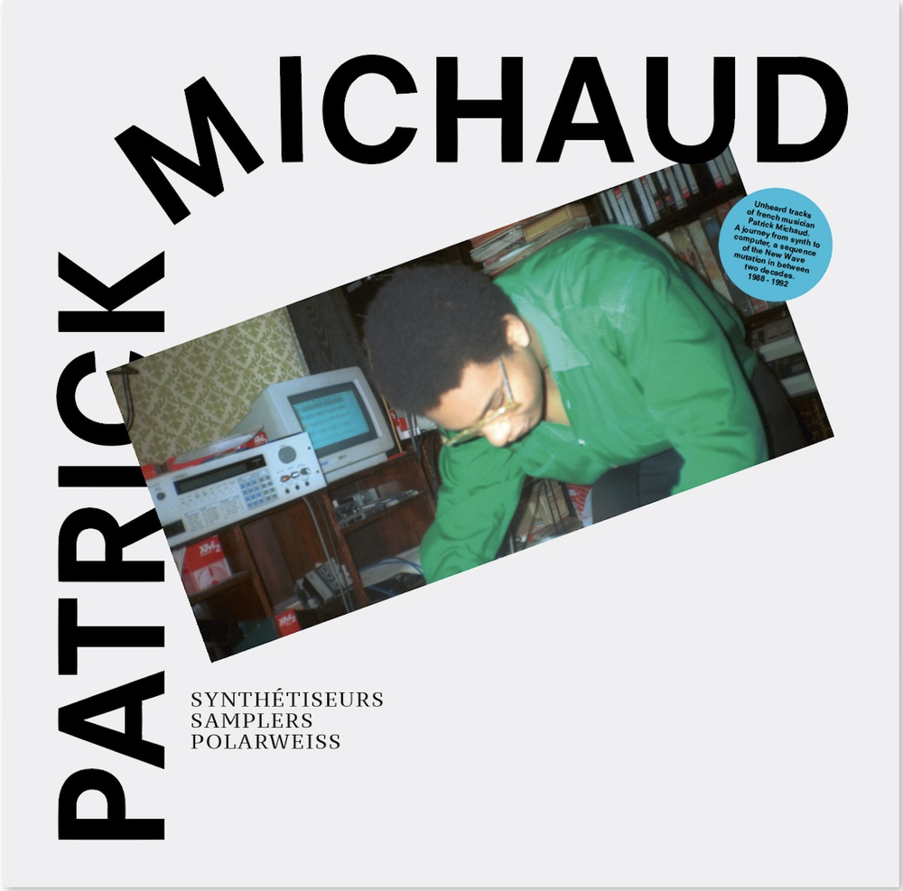 Image of DEL04 _ PATRICK MICHAUD _ Synthetiseurs, samplers & Polarweiss.