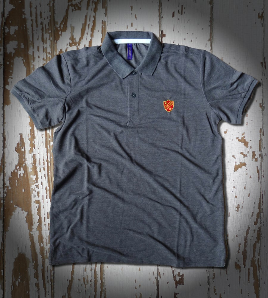 Image of 'Top Red' polo shirt