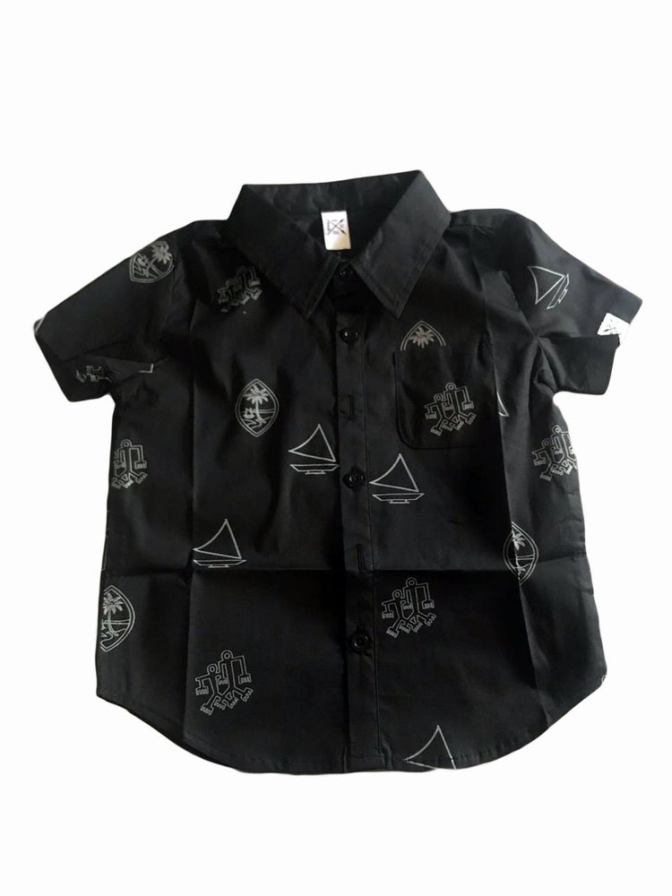 Image of KIDS SYMBOLS BUTTON UP