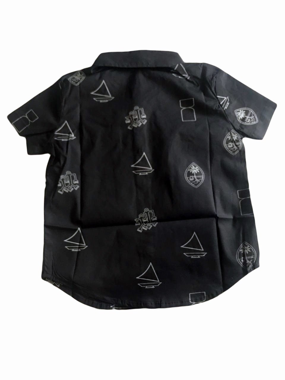 Image of Kids symbol button down