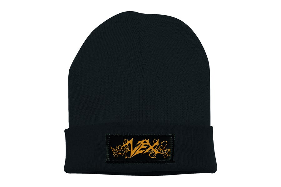 "Image of Beanie ""Golden Times"""