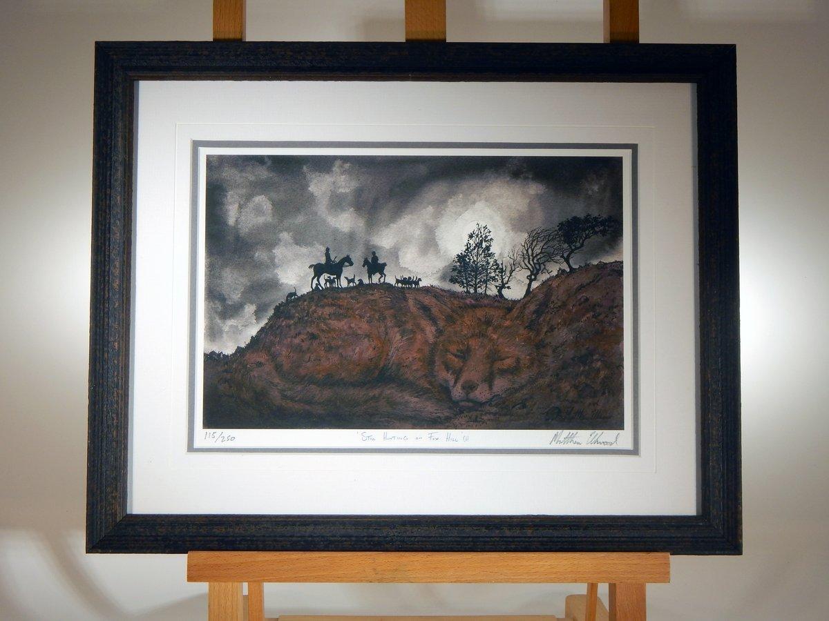 Image of Still Hunting on Fox Hill (i)