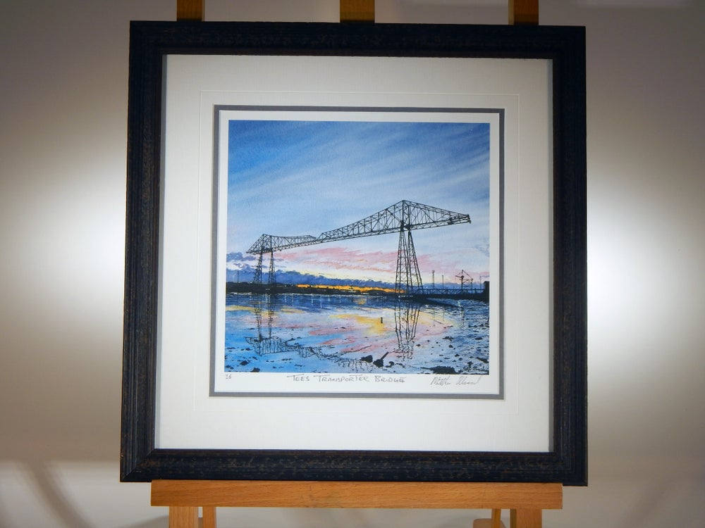 Image of Tees Transporter Bridge