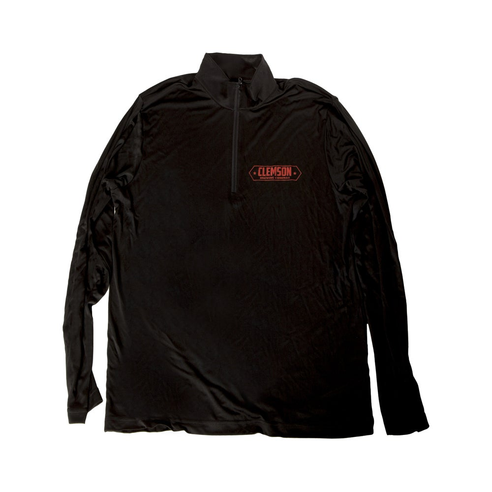 Image of Clemson Brewing Co. Dri fit Jacket