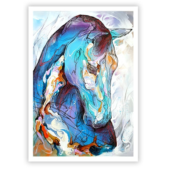 Image of Graceful Power - OPEN EDITION PRINT - FREE WORLDWIDE SHIPPING