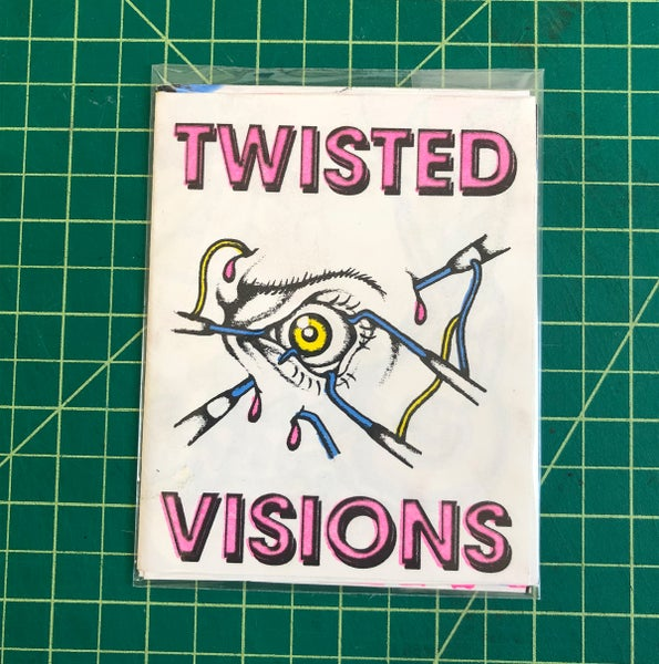 Image of Twisted Visions by Alex Petty