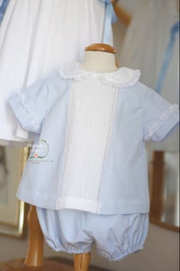 Image of Bradford Diaper Set & Bubble