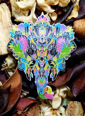 Image of White Candy Royal Elephant