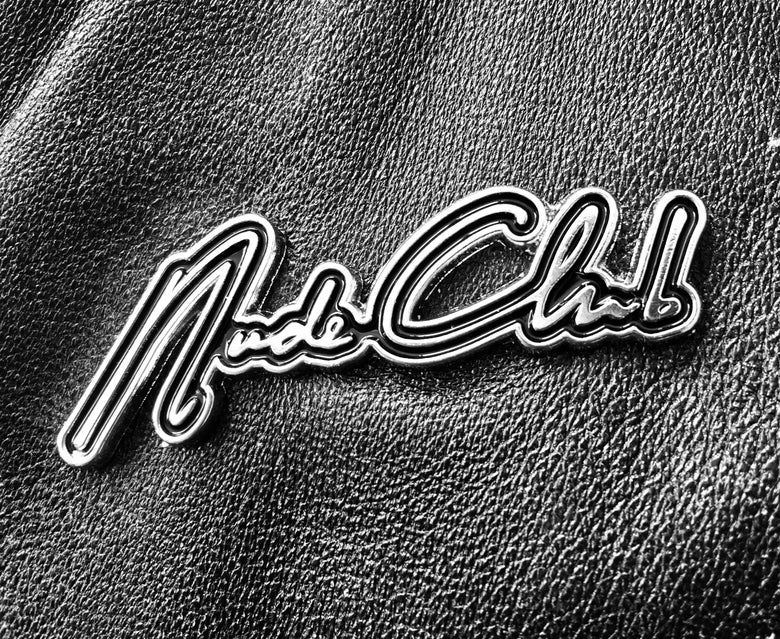 Image of NUDE CLUB Metallic Pin