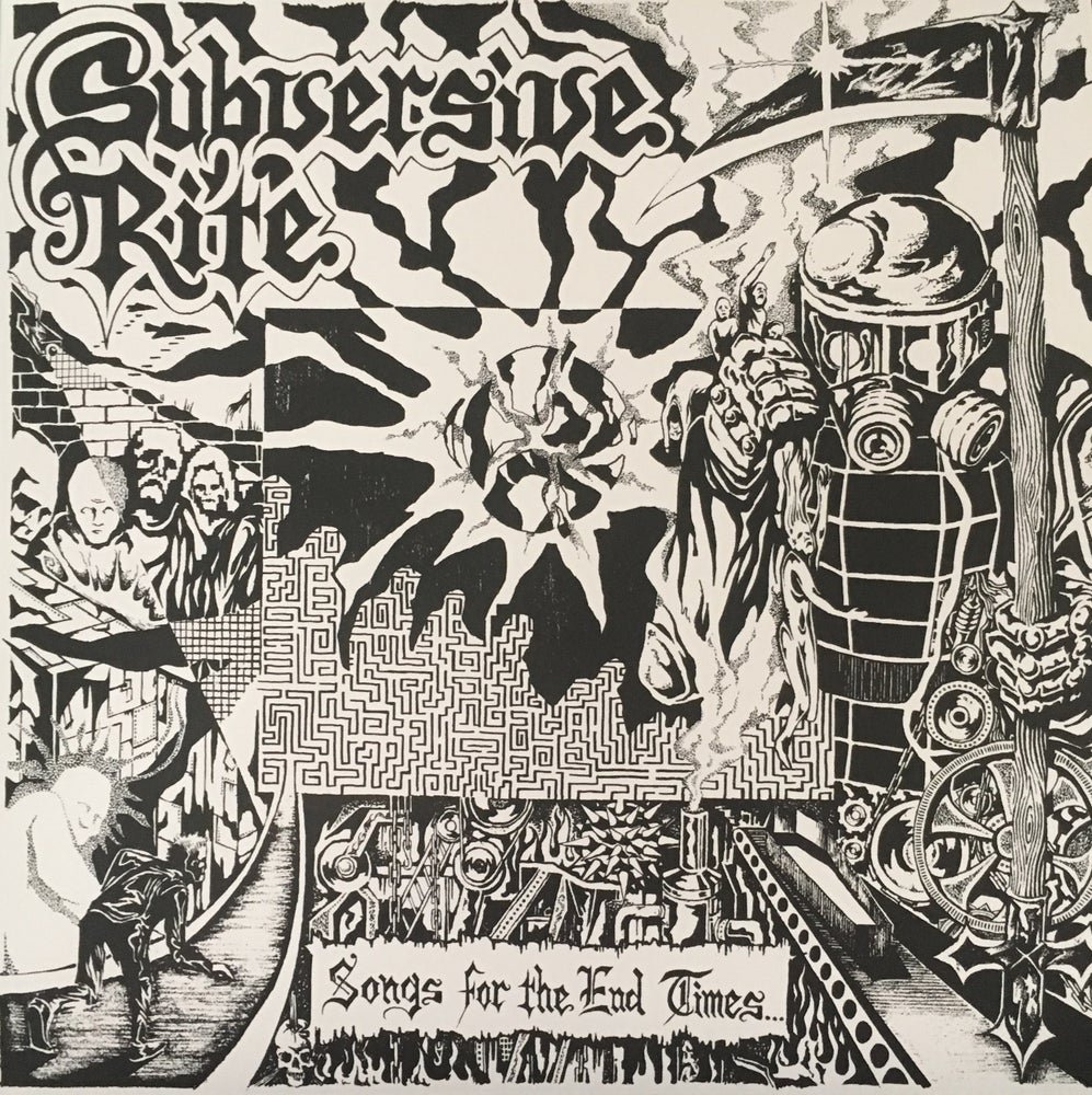 Image of SUBVERSIVE RITE-Songs for the End Times
