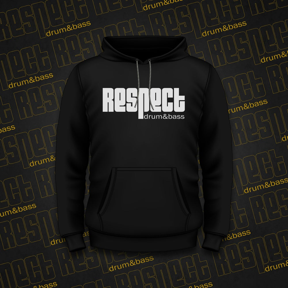 Image of RESPECT Classic LOGO Hoodie