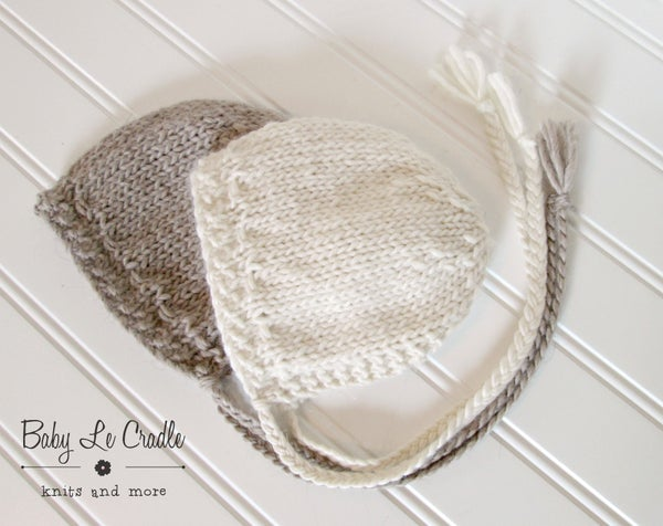 Image of RTS - Eco Jenny Bonnet - Newborn - Select Colors Avail.