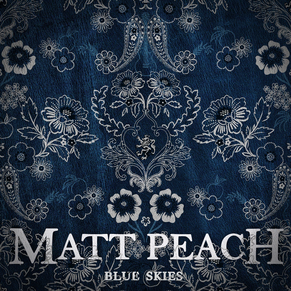 Image of Matt Peach - Blue Skies - CD