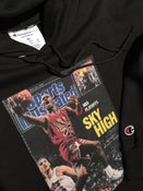 Image of Sky High Jordan Sweatshirt black