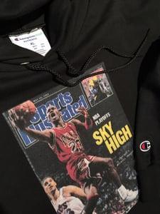 Image of Sky High Jordan Sweatshirt black