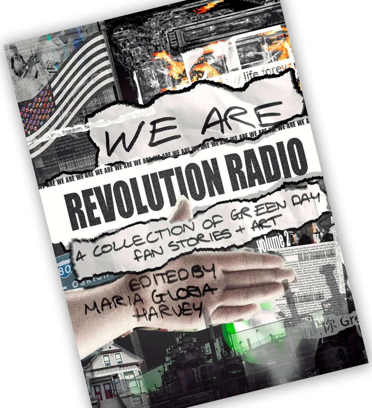 Image of We Are Revolution Radio: A Collection Of Green Day Fan Stories & Art