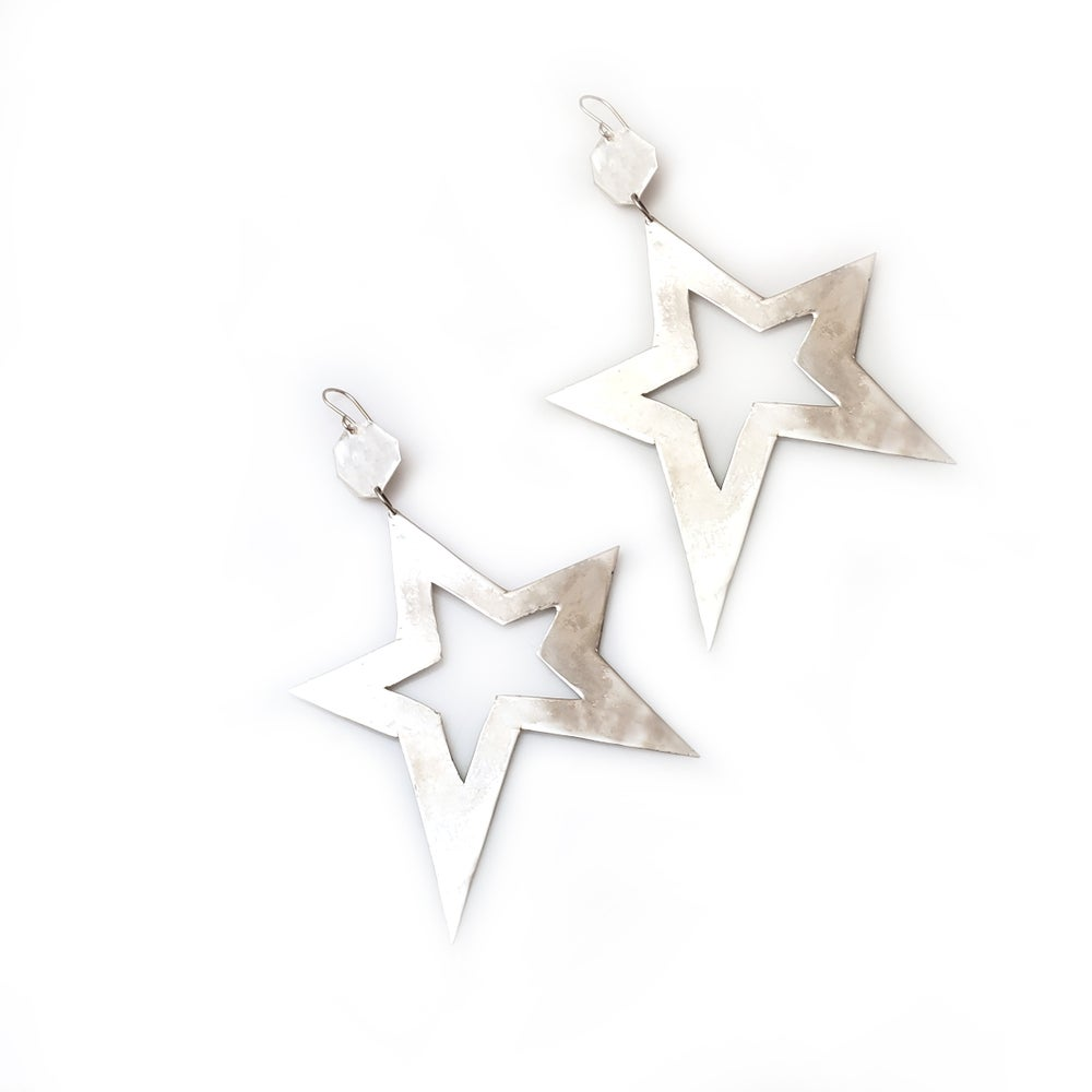 Image of Super Star Earrings